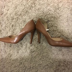 Mossimo Brown heels 7